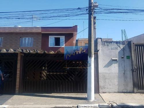 Sobrado Com 3 Dormitórios À Venda, 120 M² Por R$ 380.000,00 - Cidade São Mateus - São Paulo/sp - So0851