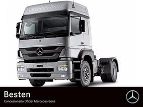 Mercedes Benz Axor 1933/36 Tb 0km 2018 Camion Besten Junin