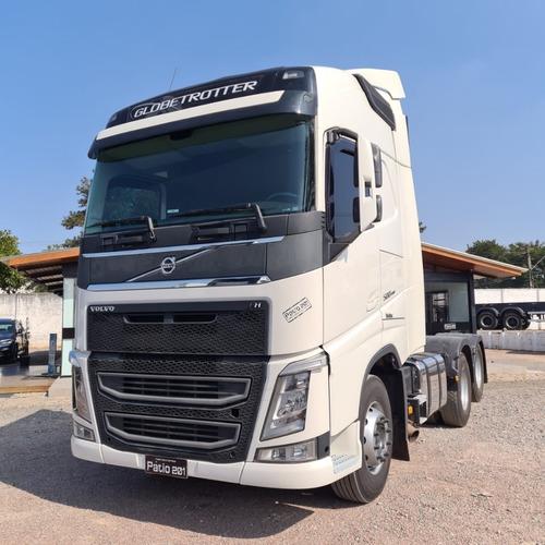 Caminhão Volvo Fh500 Cavalo Trucado 6x2 2020 - Globetrotter