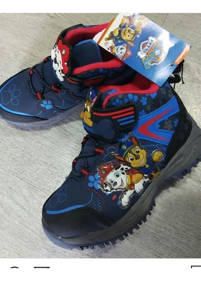 Zapatos Paw Patrol Niños Niñas Muñecos