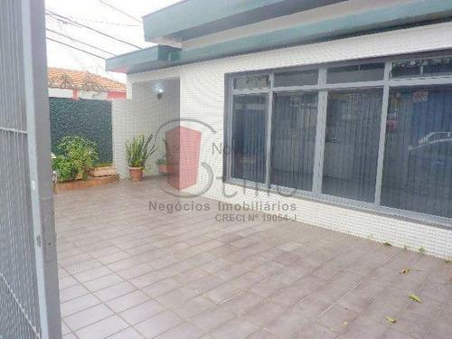 Imagem 1 de 10 de Sobrado - Vila Sao Geraldo - Ref: 6461 - V-6461