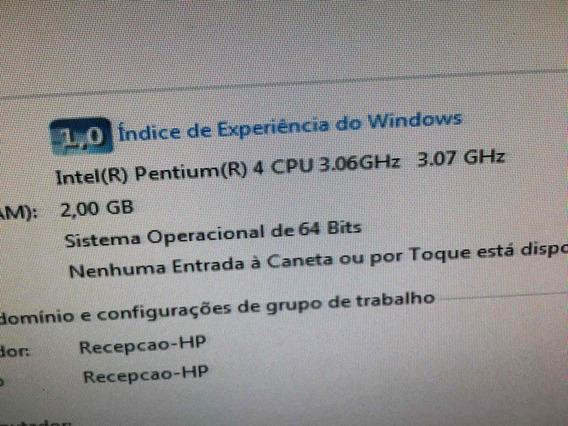 Computador Usado Intel