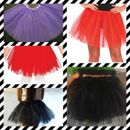 Imagen 1 de 4 de Tutu Para Niñas, Disfraz Halloween, Ballet, Cumples