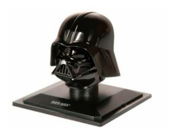 Miniatura Capacete Darth Vader Star Wars Busto Escala 1:5