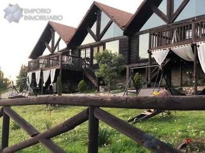 Hotel Boutique Venta En Sierra De Lobos $35000,000 Edggal Eqg1