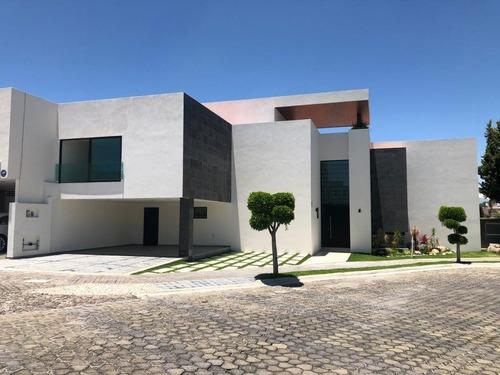 Casa En Fraccionamiento En Lomas De Angelópolis / San Andrés Cholula - Gsi-913-fr