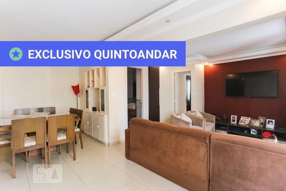 Apartamento No 14º Andar Com 2 Dormitórios E 1 Garagem - Id: 892943552 - 243552