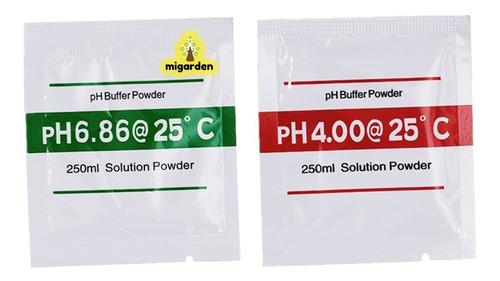 Calibrar Medidor De Ph Solucion Buffer X2 Unidades
