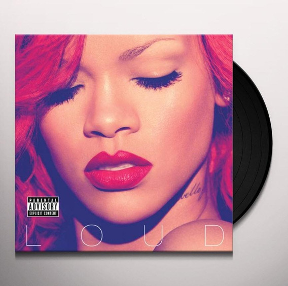 Lp Vinil Rihanna Loud - Importado