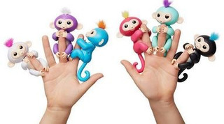Fingerlings, Juguetes Electronicos - New Innovation
