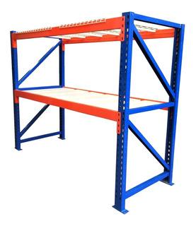 Rack Industrial, De Carga Pesada, Para Almacenaje