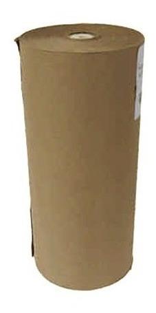 Bobina Papel Kraft Para Embalagem 80 Gr 60 Cm 140 Mt Santeck