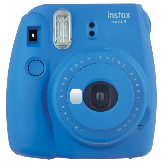 Câmera Instantânea Fujifilm Instax Mini 9 Cor Azul Escuro