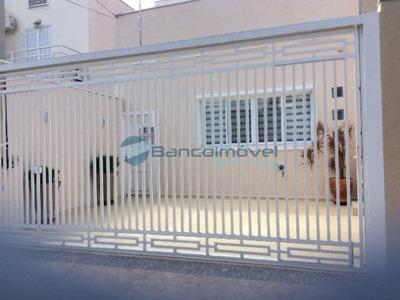 Casa Residencial Em Campinas - Sp, Jardim Proença - Ca01498