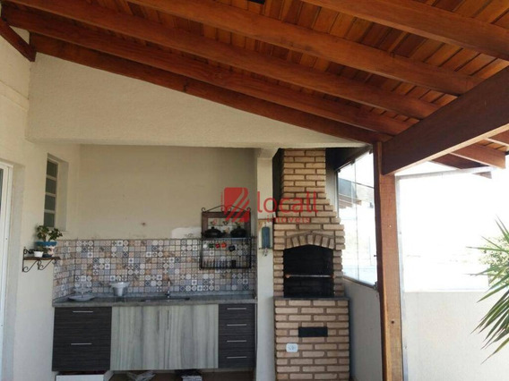 Apartamento Residencial À Venda, Jardim Bosque Das Vivendas, São José Do Rio Preto. - Ap1071