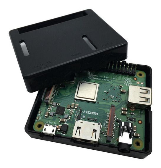 Raspberry Pi 3 A+ Plus Kit 16gb Sandisk A1 Fuente Carcasa Di