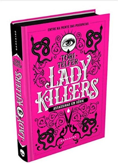 Livro Lady Killers - Darkside - Lançamento