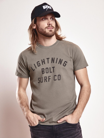 Remera Lightning Bolt - Surf Co.