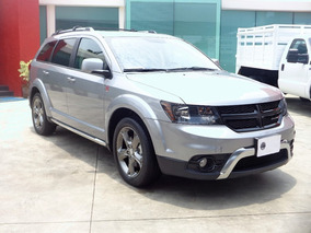 Dodge Journey Sxt Plus +7 Sport 2.4l 2017 Plata