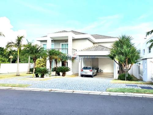 Casa Para Aluguel Em Loteamento Alphaville Campinas - Ca277565