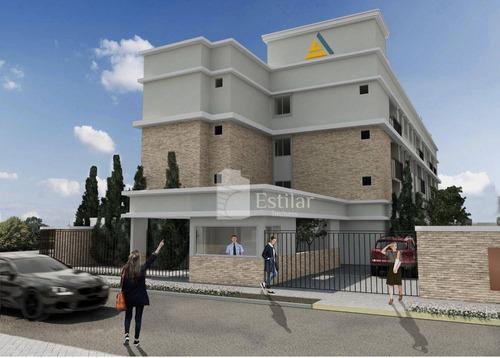 Imagem 1 de 10 de Apartamento Garden 02 Quartos No Cidade Jardim, São José Dos Pinhais - Gd0489