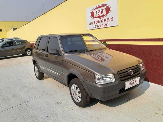 Fiat Uno Mille Fire Way Economy 1.0 8v Flex 4p