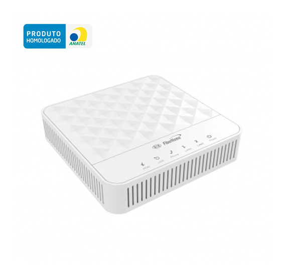 Fiberhome Gpon An5506-01-a Mini White Onu 1 Porta Usado
