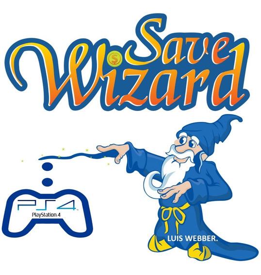 Save Wizard Max Ps4 - 100% Original Com Revenda Autorizada.