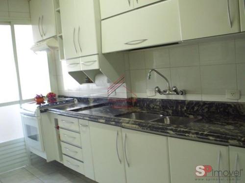 Apartamento Em Condomínio Padrão Para Venda No Bairro Parque São Jorge, 3 Dorm, 1 Suíte, 2 Vagas, 144 M - 20