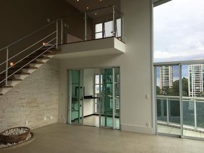 Apartamento Em Panamby, São Paulo/sp De 220m² 3 Quartos Para Locação R$ 7.000,00/mes - Ap189537