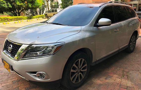 Nissan Pathfinder Advance Triptonic 3500cc 6airbags Abs Sun