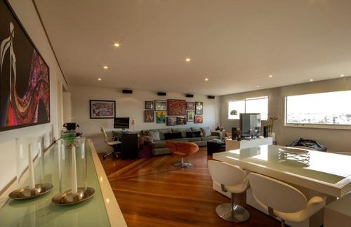 Imagem 1 de 16 de Apartamento Com 4 Dormitórios À Venda, 173 M² Por R$ 1.350.000,00 - Jardim Leonor - São Paulo/sp - Ap14513