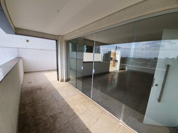 Apartamento Áreas Privativas, 262 M² 4 Quartos, 2 Suítes, 2 Vaga, Bairro Castelo Belo Horizonte/mg - Adr4380