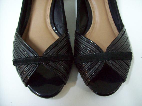 Sapato Feminino Na Cor Preto