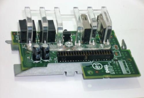 Board Panel Usb I/o Audio Frontal Dell Optiplex 740