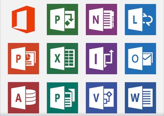 Paquete De Office + Activador Digital