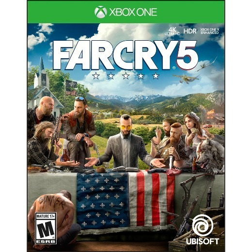 Far Cry 5 Xbox One Midia Digital Deluxe Offline Pt Br