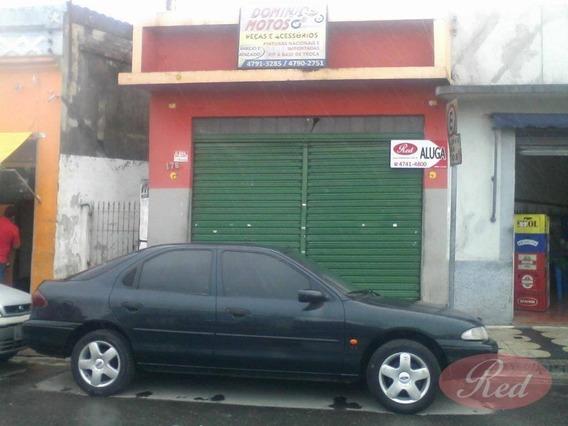 Salão - R. Cabo Diogo Oliver - Vl. Mogilar - Mogi Das Cruzes - Sl0136