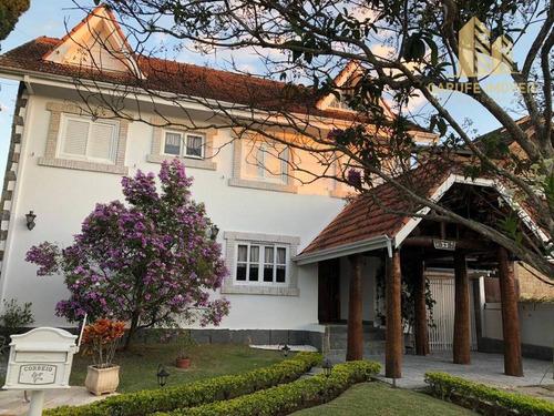 Casa À Venda, 330 M² Por R$ 1.600.000,00 - Conjunto Residencial Esplanada Do Sol - São José Dos Campos/sp - Ca0274