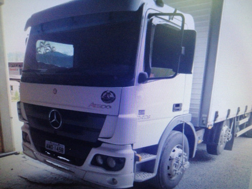 Mercedes-benz Bitruck Atego 2429
