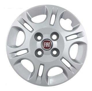 Taza Rueda Uno Fire Original Fiat Nuevo Uno 3p 04/12