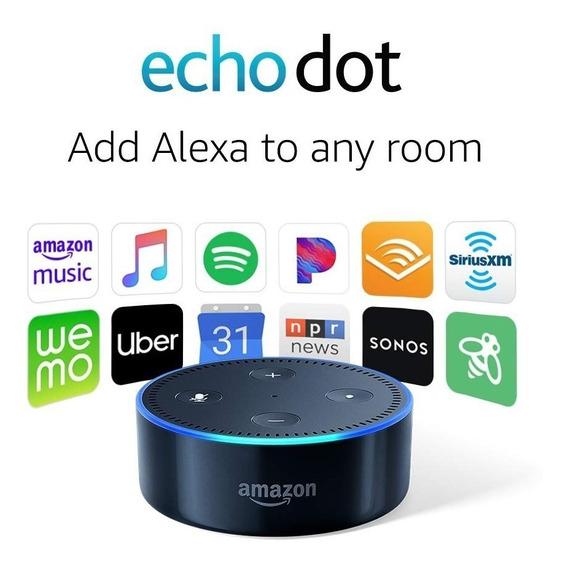 Echo Dot - Alexa - 2ª Geração