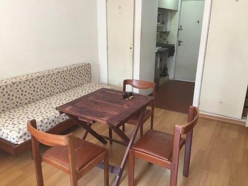 Alquiler Temporario - Barrio Norte, Talcahuano 1000, 1 Amb, 25m