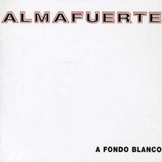 Vinilo Almafuerte - A Fondo Blanco - Lp Nuevo En Stock