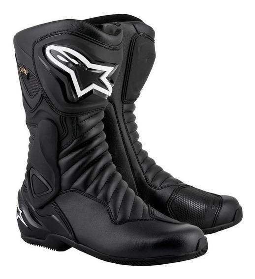 Botas Para Moto - Cuotas - Smx-6 Boot - Alpinestars