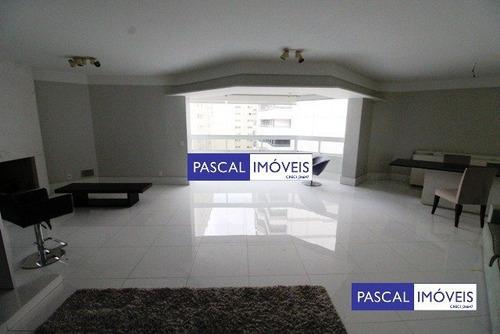 Imagem 1 de 15 de Apartamento Moema  04 Dormitorios 03 Vagas - V-2182