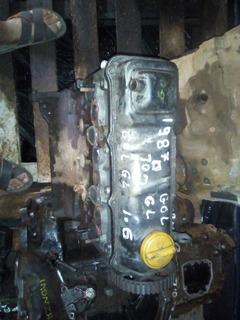 Motor Parcial Do Gol Quadrado G.l 1.6 1987