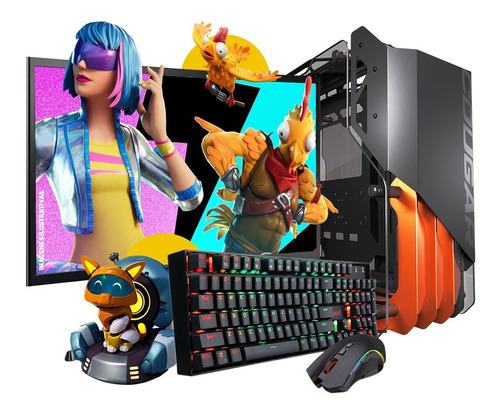 Pc Gamer Ryzen 9 3900xt X570 64gb 3200 Ssd Rx 5700xt 8gb Cuo