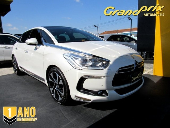 Citroën Ds5 2016 1.6 So Chic 16v 165cv Turbo Intercooler G