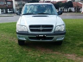 Chevrolet S10 2.8 4x2 Sc 2007 Aa Y Direc.